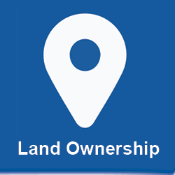 Athabasca County Land Ownership Map